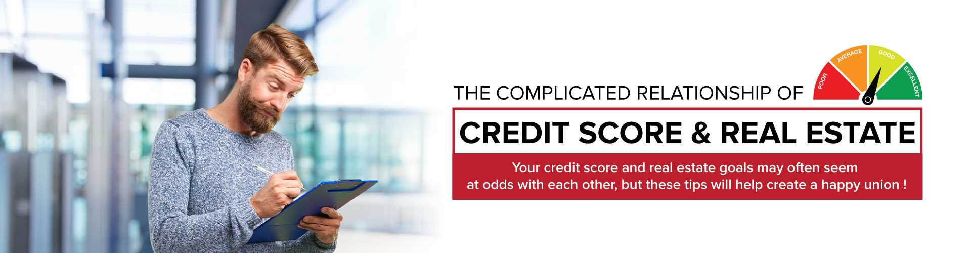 Credit Score and Real Estate