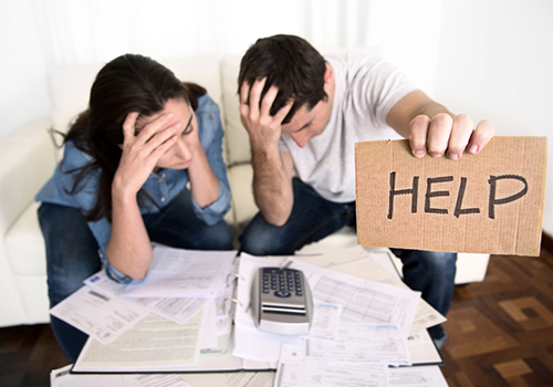 buying or selling a home can be stressful
